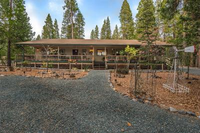 Volcano Single Family Home For Sale: 25871 Lupin Road