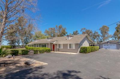 Lodi Single Family Home For Sale: 13390 North Jack Tone