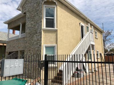 Stockton Multi Family Home For Sale: 1034 South California Street #1040