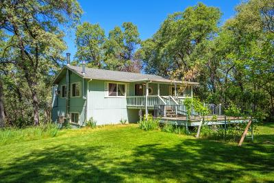 Placerville Single Family Home For Sale: 2708 Family Hill Drive