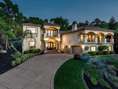 El Dorado Hills Single Family Home For Sale: 1398 Crocker Drive