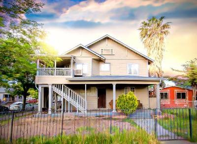 Stockton Multi Family Home For Sale: 1502 South San Joaquin Street #1504