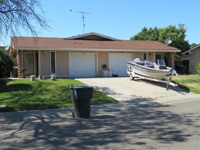 Sacramento CA Multi Family Home For Sale: $385,000
