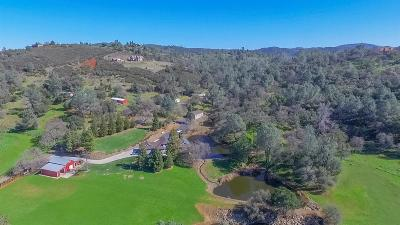 El Dorado Hills CA Single Family Home For Sale: $2,299,000