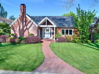 Modesto Single Family Home For Sale: 1009 Sycamore Avenue