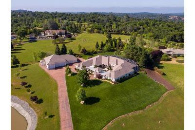 Shingle Springs Single Family Home For Sale: 5121 Milton Ranch Road