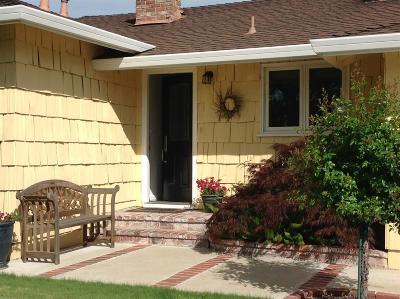 Sacramento Single Family Home For Sale: 4444 Surita Street