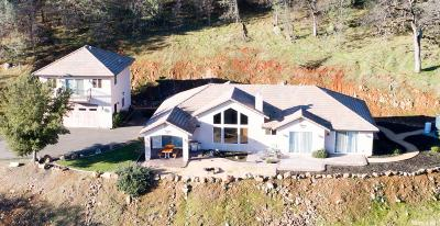 Browns Valley Single Family Home For Sale: 7530 Collins Lake Road