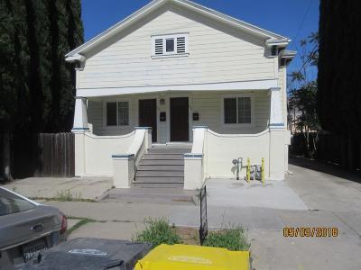 Stockton Multi Family Home For Sale: 830 North Monroe Street #832