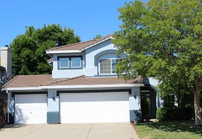 Rocklin Single Family Home For Sale: 5900 Pebble Creek Dr