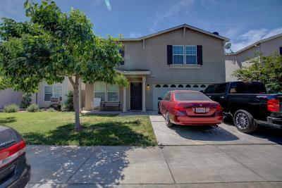 Merced Single Family Home For Sale: 1264 Daybreak Drive