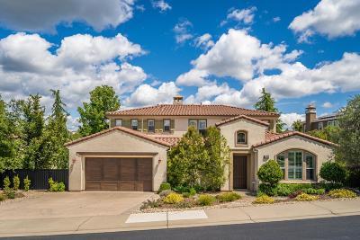 El Dorado Hills Single Family Home For Sale: 2020 Medici Way