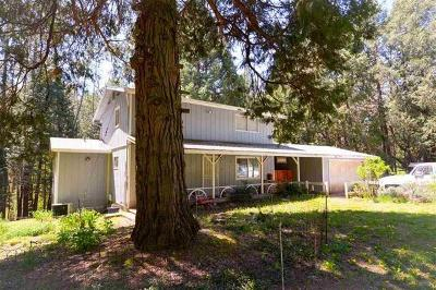 Pine Grove CA Single Family Home For Sale: $305,000