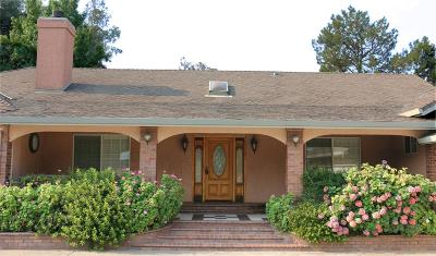 Orangevale Single Family Home For Sale: 8826 Central Avenue