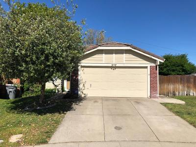 Elk Grove Single Family Home For Sale: 8714 Clear Star Court