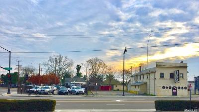 Lodi Commercial For Sale: 104 East Lodi Avenue