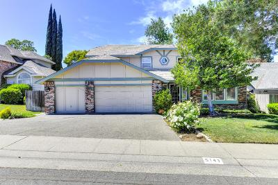 Fair Oaks Single Family Home For Sale: 5143 Sunrise Hills Drive