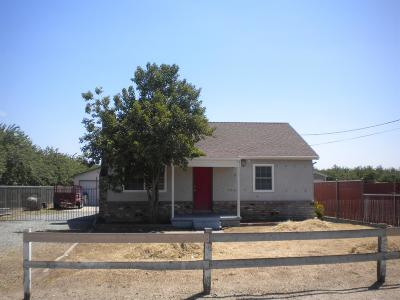 Manteca Single Family Home For Sale: 14942 Prescott Road