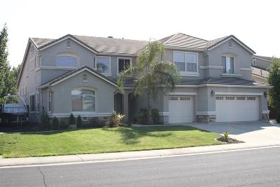 Roseville Single Family Home For Sale: 1713 Diamond Woods Circle
