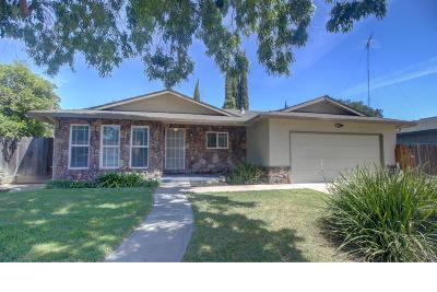 Modesto Single Family Home For Sale: 1312 Marymar Drive
