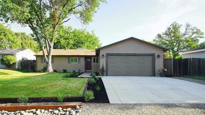 Orangevale Single Family Home For Sale: 8563 Biruta Avenue