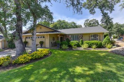 Rocklin Single Family Home For Sale: 6048 Kingwood Circle