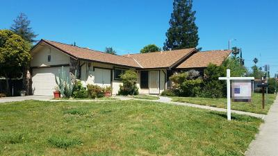 Citrus Heights Single Family Home For Sale: 7329 Amsterdam Avenue