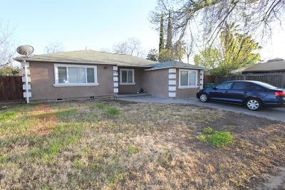 Stockton Single Family Home For Sale: 616 East 6th Street