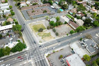 Stockton Commercial Lots & Land For Sale: 135 East Harding Way