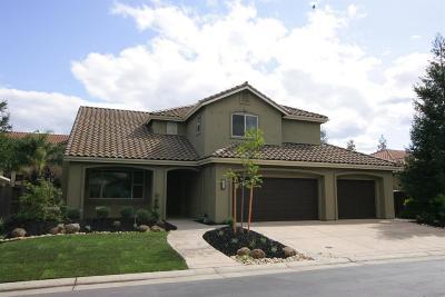 Stockton Single Family Home For Sale: 10929 St Moritz Circle