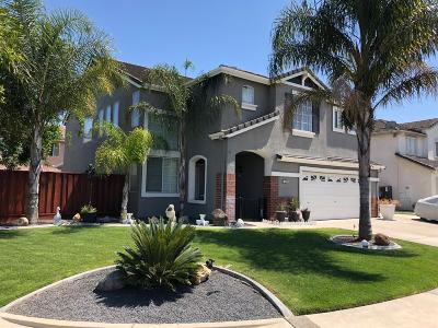 Manteca Single Family Home For Sale: 732 Woodside Way