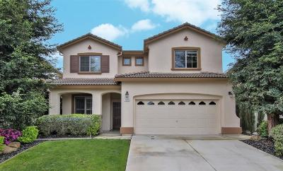 Roseville Single Family Home For Sale: 1849 Sevilla Drive