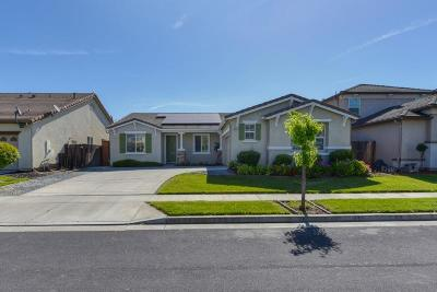 West Sacramento Single Family Home For Sale: 2641 Meadowlark Circle