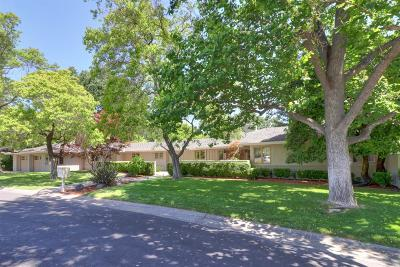 Sacramento Single Family Home For Sale: 750 Cortlandt Drive