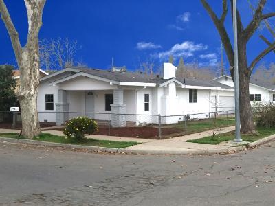 Modesto Multi Family Home For Sale: 302 Ruberto Street