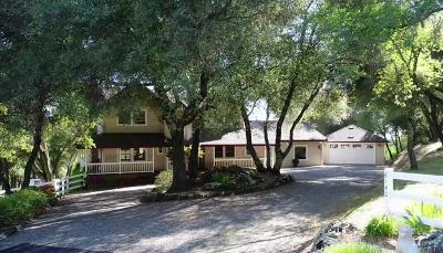 Placerville Single Family Home For Sale: 6140 Cobblestone Road