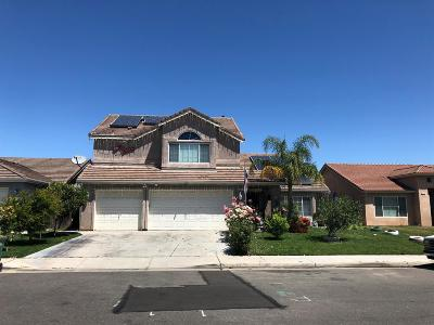 Merced Single Family Home For Sale: 2152 W Little Sandy Drive