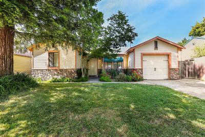 West Sacramento Single Family Home For Sale: 318 11th Street