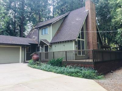 Pioneer Single Family Home For Sale: 27090 Lake Drive