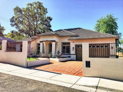 Fair Oaks Single Family Home For Sale: 8006 Sunset Avenue