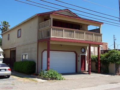 Isleton Multi Family Home For Sale: 60 Main Street
