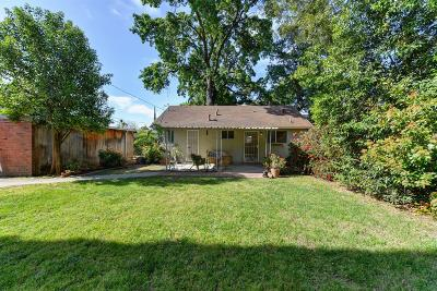 Sacramento Single Family Home For Sale: 1454 51st Street