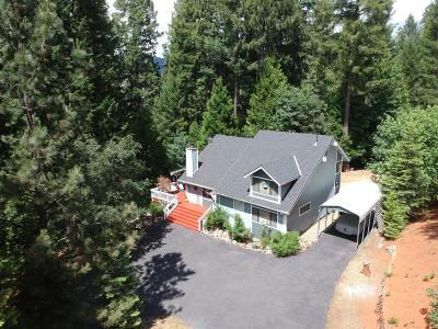 Pollock Pines Single Family Home For Sale: 7780 Mill Run
