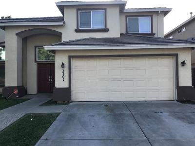 Modesto Single Family Home For Sale: 3301 Orchestra Place