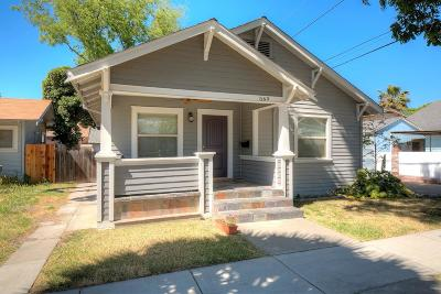 Tracy Single Family Home For Sale: 569 West 10th Street