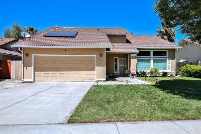 Tracy Single Family Home For Sale: 1291 Dronero