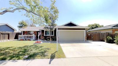 Modesto Single Family Home For Sale: 3728 Marigold Lane