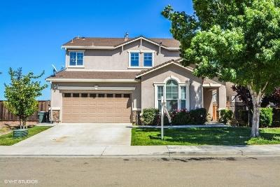 Tracy Single Family Home For Sale: 860 Saffron Drive