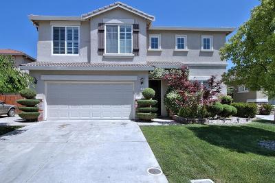 Stockton Single Family Home For Sale: 2125 Honeybrook Street