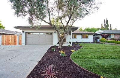 Carmichael Single Family Home For Sale: 4617 Stollwood Drive